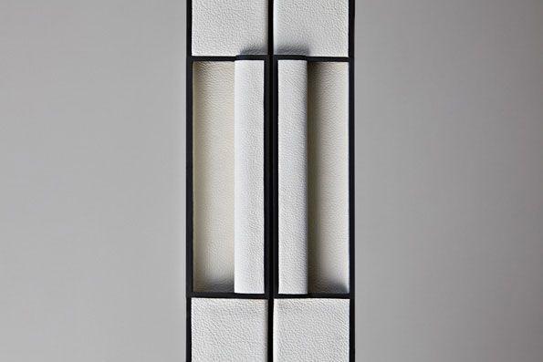 Modular wardrobes: Wardrobe Gliss Master by Molteni&C