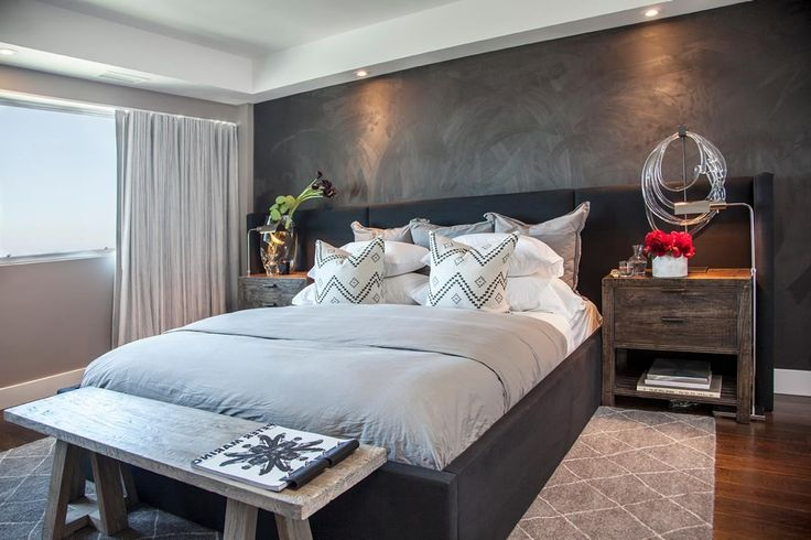 Wooden Wall Designs 30 Striking Bedrooms That Use The: 1000+ Ideas About Cherry Wood Bedroom On Pinterest