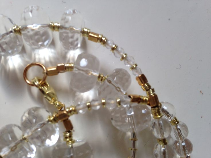 Collar de cristales