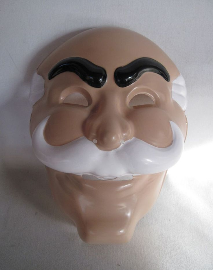 mr. robot fsociety mask tv show anonymous team evil hacker group brand new! from $19.99