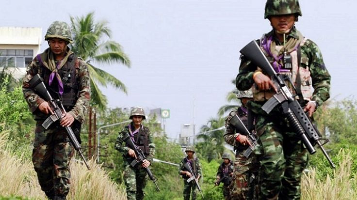 US Looks to Southeast Asia to Unleash its ISIS Hordes