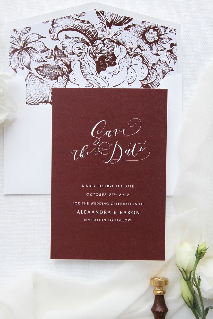 306 best Save the Date Cards images on Pinterest