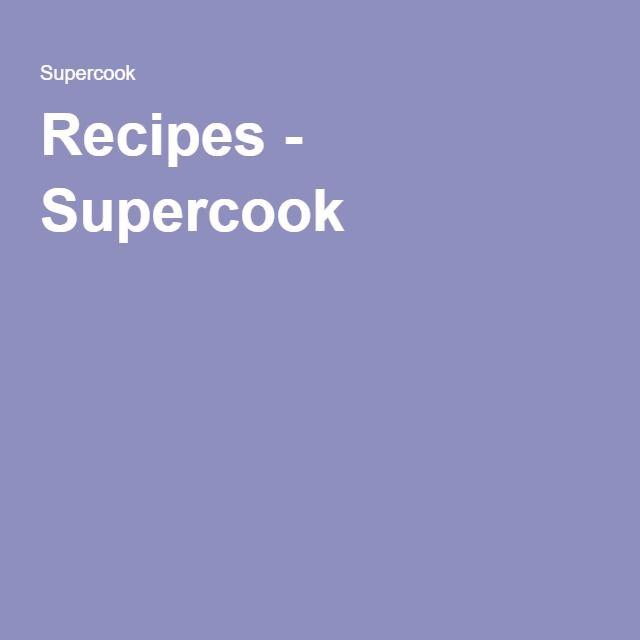 Recipes - Supercook