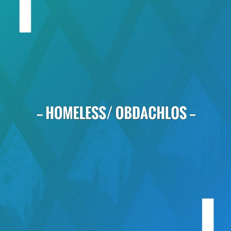 Check out my new post! Homeless/ Obdachlos :) https://beehalton.com/2017/09/homeless-obdachlos/