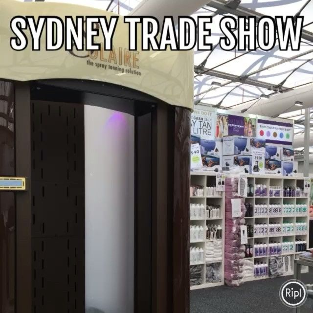 Beauty trade show sydney #nails #nailsalon #botox #laserhairremoval #makeupbrushes #tanning #tanned #tanninglife #tanningbooth #eyes#brows#lines#body @a_gohari