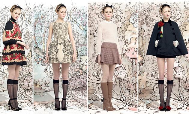 Red Valentino Autumn/Winter 2013-14 Collection - 44FashionStreet.com
