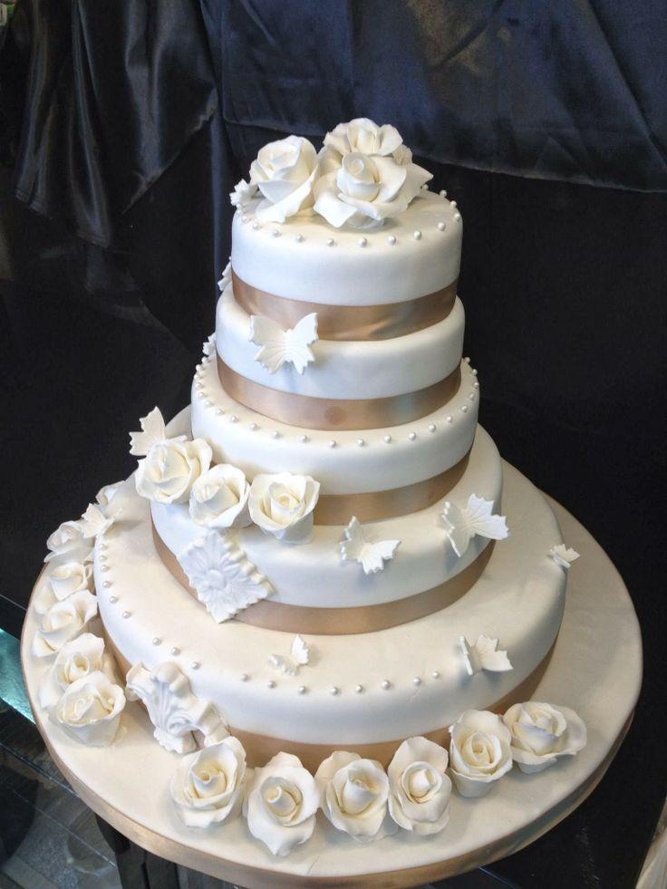 wonderful Wedding Cakes for 2014 #wedding #cake #ideas