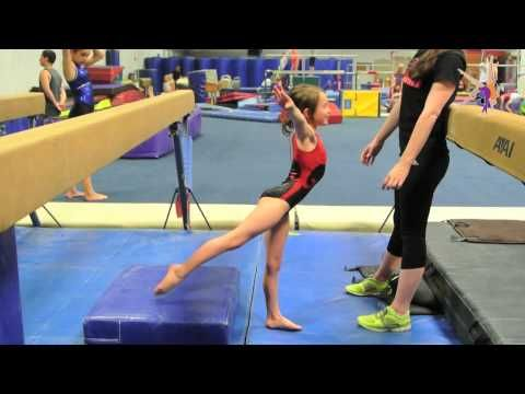 Leg tightening exercise--conditioning or side station, FLOOR BEAM CONDITIONING