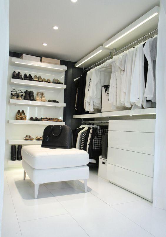 64 besten begehbare kleiderschränke | walk in closets bilder auf, Schlafzimmer entwurf