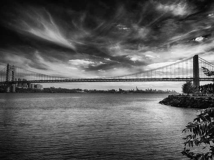 George Washington Bridge  Fort Lee, New Jersey - Jim Nooney
