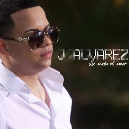 J Alvarez Presenta Su Nuevo Éxito ''Se Acabó El Amor''