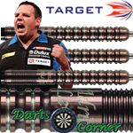 Jackpot Adrian Lewis...Target 21g silica darts Check out the website to purchase these and more. http://iluvdartsandmore.com