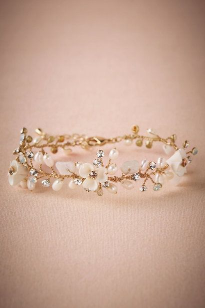 BHLDN Morning Dew Bracelet in  Shoes & Accessories Jewelry at BHLDN