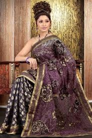 Bridal sarees are traditional wedding wear for the women living in the Indian subcontinent.