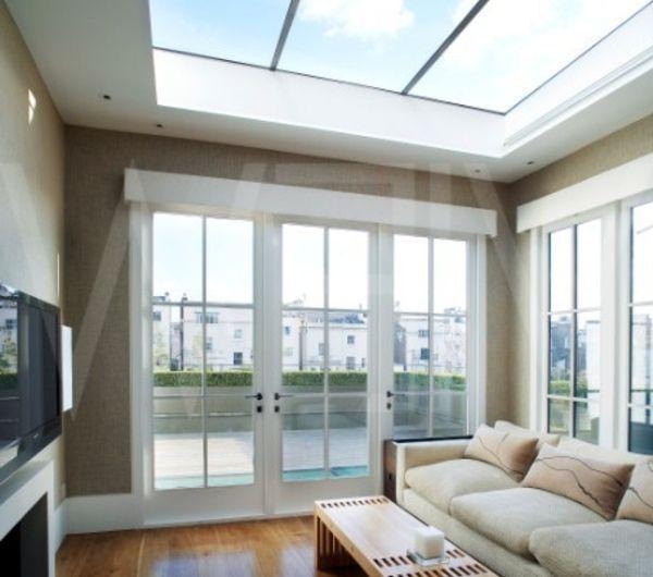 une verri re de toit apportera la lumi re votre maison deco veranda pinterest verriere. Black Bedroom Furniture Sets. Home Design Ideas