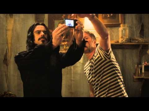 What We Do in the Shadows (2014) - 'Stu Teaches Technology' Clip