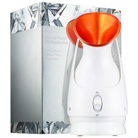For facials at home.   Pro Facial Steamer - Dr. Dennis Gross Skincare   Sephora