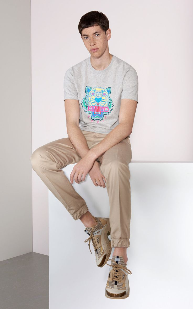 Tiger t-shirt for Kenzo   Kenzo.com