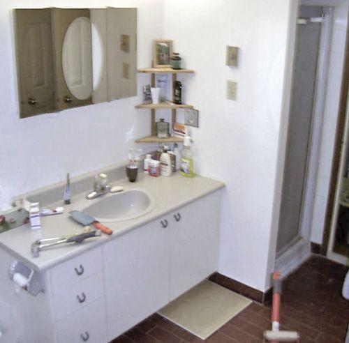 les 25 meilleures id es de la cat gorie douche de salle de bains principale sur pinterest. Black Bedroom Furniture Sets. Home Design Ideas
