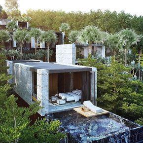 """""""✨X2 Phuket Kamala is a luxury X2 Residences and Resort set in the spectacular mountains above Kamala Bay Phuket Location: #Phuket #Thailand"""""""