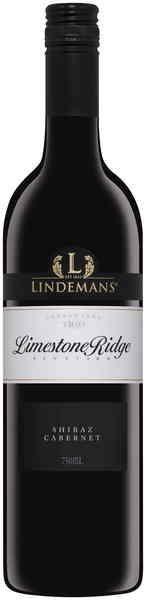 Lindemans Limestone Ridge Coonawarra Shiraz Cabernet Sauvignon - 6 bottle case Your Wine Guy