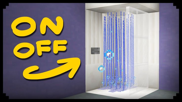 ✔ Minecraft: How to make a Working Shower                                                                                                                                                                                 More