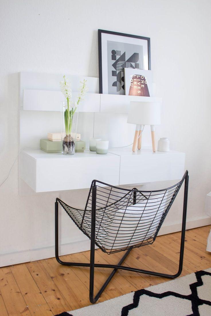 Hyazinthe im Glas oder Vase | Maditas Haus | Lifestyle und Interior Blog