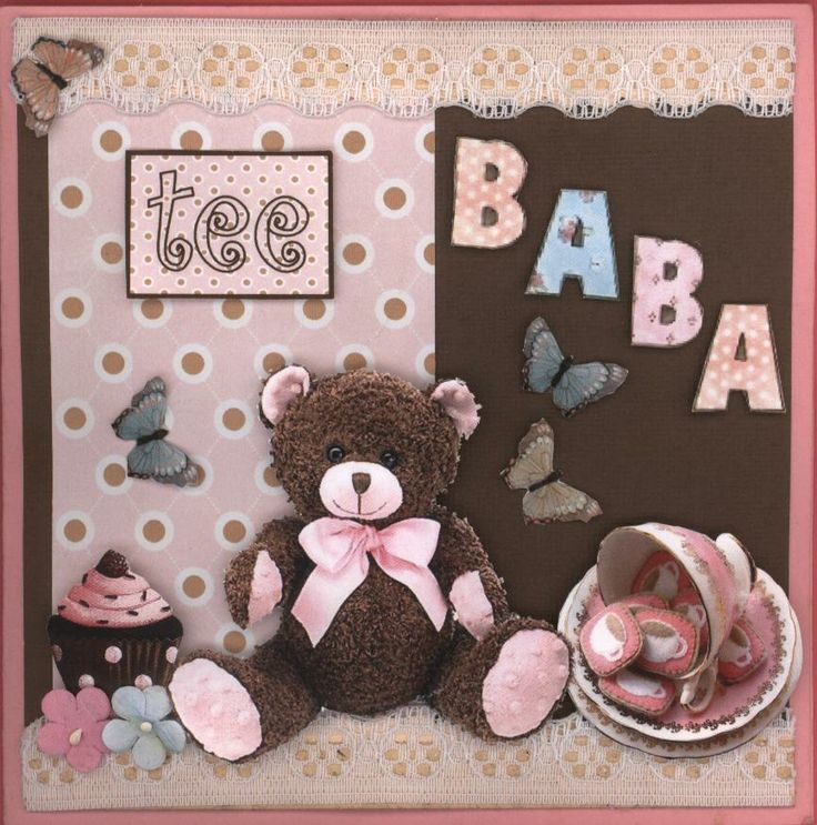 24 best Pink and Brown Baby Shower Invitations & Ideas images on ...