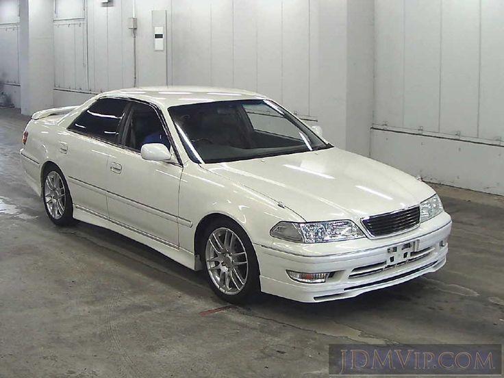 1996 TOYOTA MARK II GX100u2026 Jdm CarsYokohamaToyotaConvertibleAuction