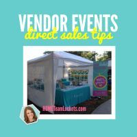 Vendor Events 101