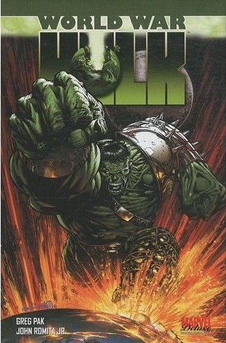 Couverture de Hulk (World War Hulk) -INT- World War Hulk
