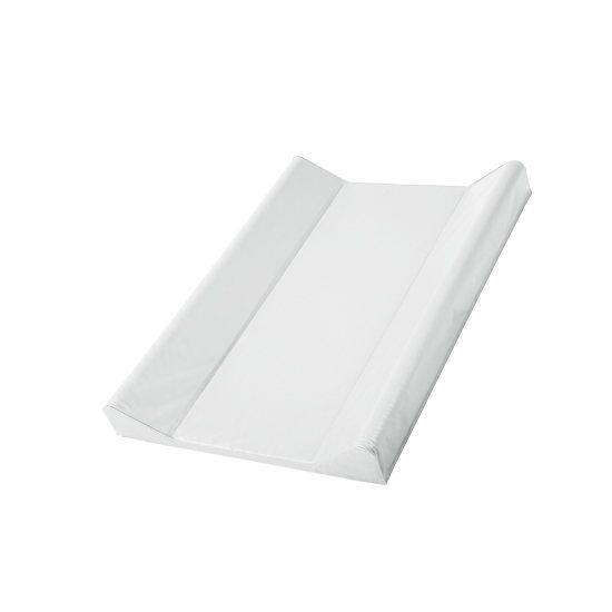Rotho Babydesign, ÖKO-TEX pelenkázó alátét, 50 x 70 cm puha háttal, peremes, fehér
