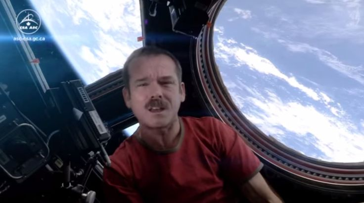 After one turn around the sun, it's time for Chris Hadfield's ultimate space music video to go to that great graveyard in the sky. The astronaut tweeted ea