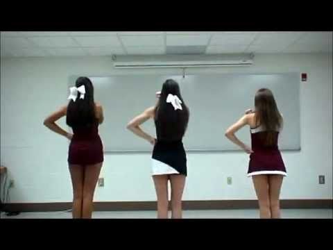 PGS Cheerleading--Chants Video - YouTube