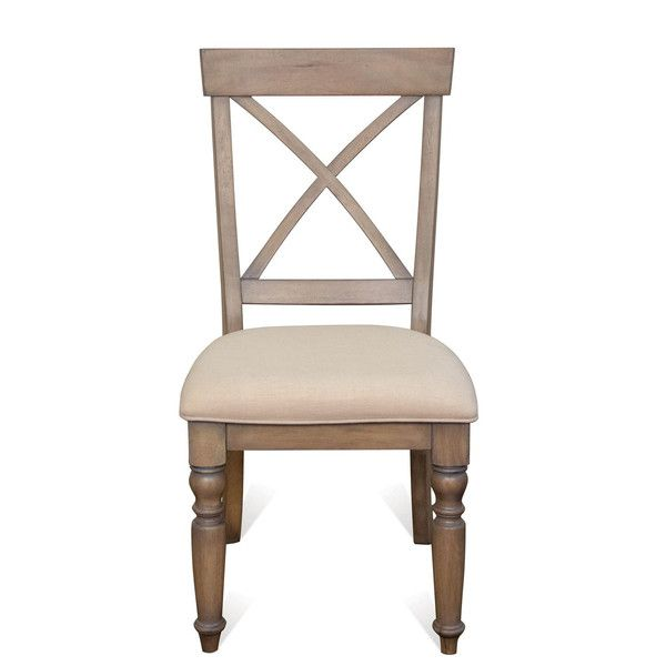 Dining Room Decor On A Budget Templeton X Back Chair By Riverside