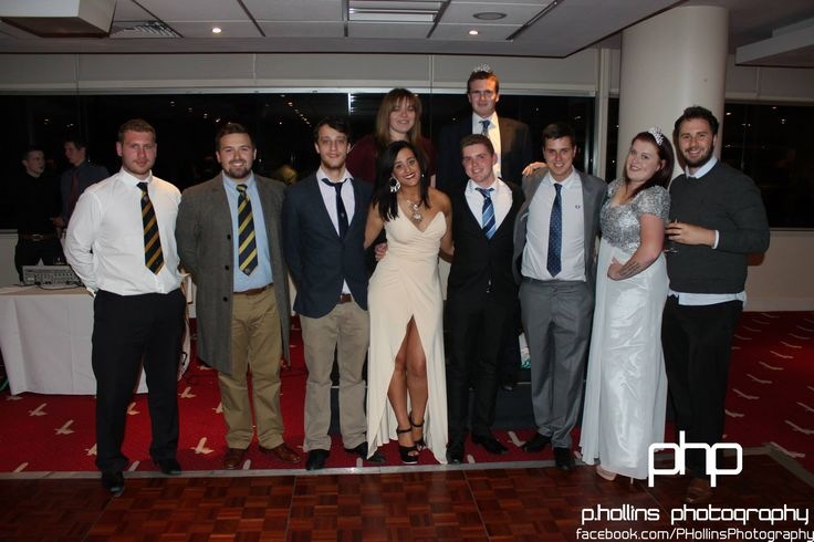 Sports Awards 2014 - Presidents of the teams.  (Photo from P.Hollins)