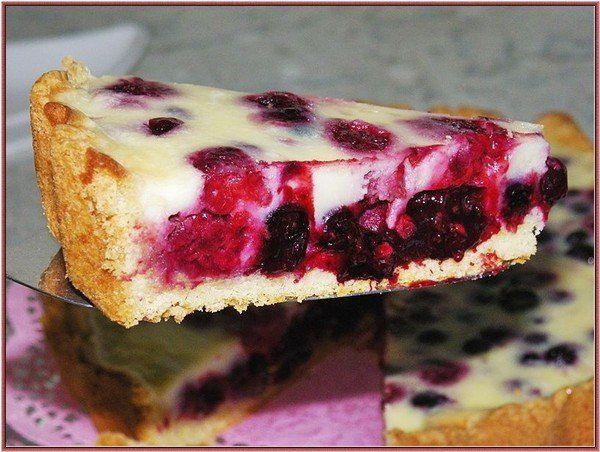 Ягодный пирог - это что-то!!!. Обсуждение на LiveInternet - Российский Сервис Онлайн-Дневников