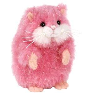 pink hampster, cuute!!!!!!! <3