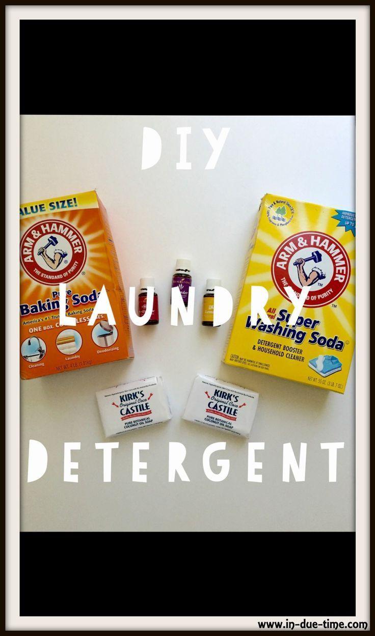 Diy Natural Products Laundry Detergent Diy Laundry Detergent