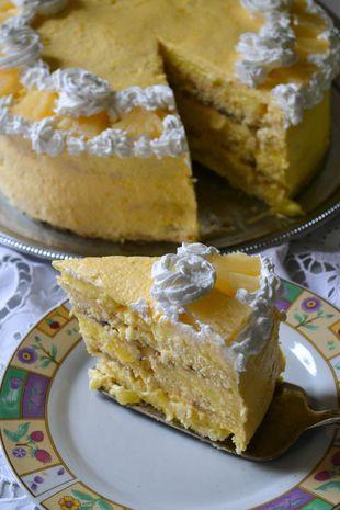 Alžirska torta  - Boby