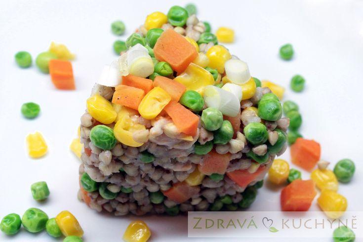 Pohankové zeleninové rizoto