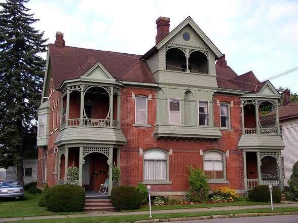 Casa de época vitoriana, fotografia, #1503002 - FreeImages.com