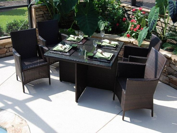 Patio Dining Set Inspiration 1024x768
