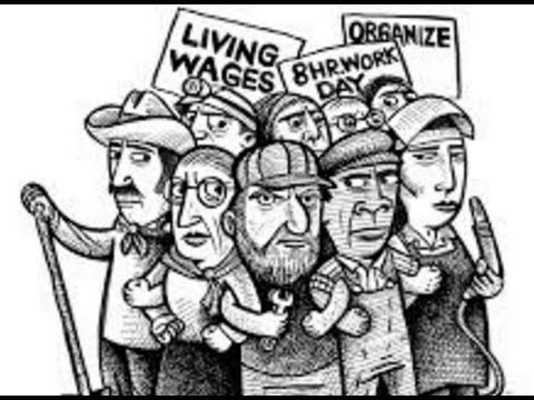 The TRUTH About Labor Unions [Comedy & News]Labor Unions, they're not just a bunch of teamsters picketing over the quality of company lunches. No, labor unions are very much a part of American history and the reason why we all aren't slaving away in salt mines seven days a week for 10 cents an hour. This and more on Redacted Tonight.