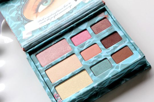 Too Faced Cosmetics Summer Eye Shadow Collection...must have it!