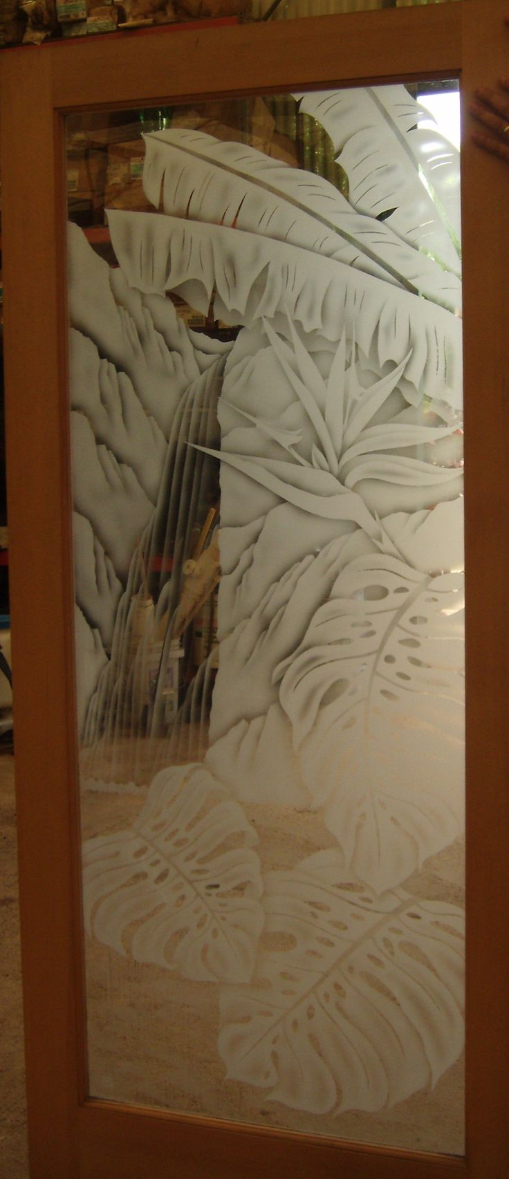 Etched glass doors privacy glass door inserts bamboo pictures to pin - Find This Pin And More On Etched Glass Pieces By Tomtrottier3