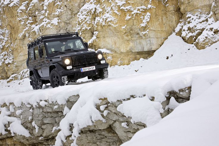 G-Wagen Images: Feel the love - Expedition Portal