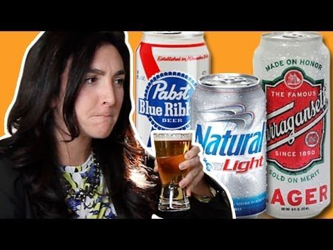 What did sommelier Whitney Adams taste when we asked her to try some of America's favorite cheap beers? | We Asked A Wine Expert To Review Cheap Beer And This Is What She Said