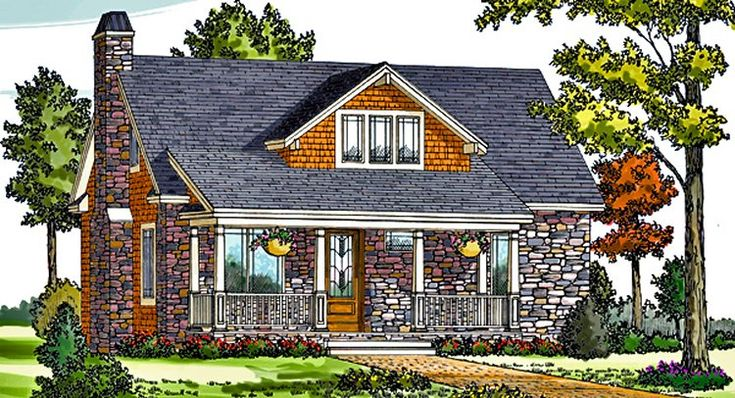 Plan No.625051 House Plans by WestHomePlanners.com