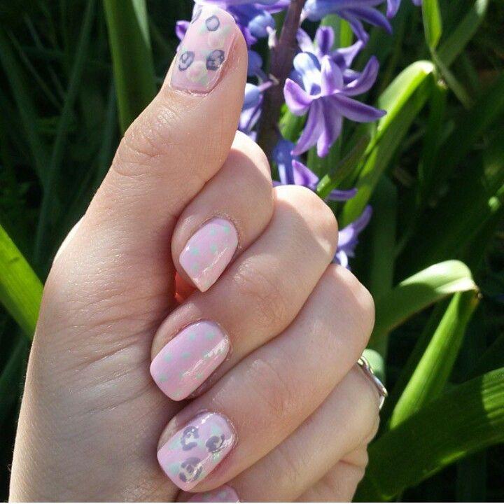 Spring #nailart